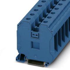 Clema sir UT 35 BU, 35mm2, Albastru, 125A, conexiune surub, Phoenix Contact