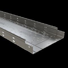 Jgheab metalic pentru cablu, 200x60, Basor Elektro