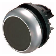 Buton cu retinere negru M22-DR-S, serie M22, Eaton