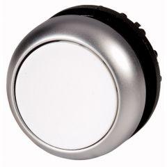 Buton cu retinere alb M22-DR-W, serie M22, Eaton