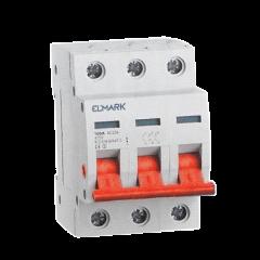 Separator modular de sarcina, 3P, 125A, Elmark