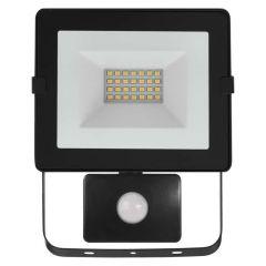 Proiector LED cu senzor 20W Lumina neutra(4000K), IP54, A+, Emos Hobby Slim
