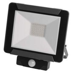 Proiector LED cu senzor 30W Lumina neutra(4000K), IP54, A+, Emos IDEO