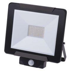 Proiector LED cu senzor 50W Lumina neutra(4000K), IP54, A+, Emos IDEO