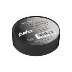 Banda izolatoare PVC, negru, latime 19mm, 20m, Freder