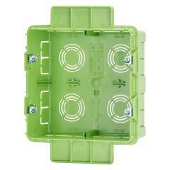 Doza aparataj modular 8M(4+4), Gips-Carton(rigips), Gewiss