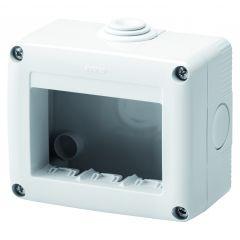 Doza PT 3M, IP40, Gewiss System