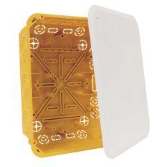 Doza de legatura cu capac, gips-carton, 134x176x79, Kopos