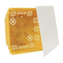 Doza de legatura cu capac, gips-carton, 155x155x64, Kopos