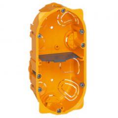 Doza gips-carton, 2P, adancime 40mm, Legrand