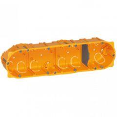 Doza gips-carton, 4P, adancime 40mm, Legrand