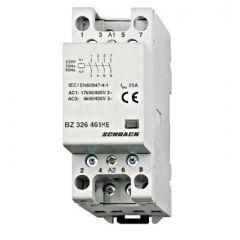 Contactor modular (2UH) 25A, 4 ND, 230V AC, seria AMPARO