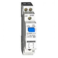 Teleruptor 2ND, 230VAC, ON/OFF, Schrack