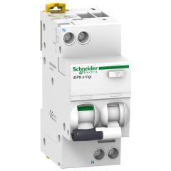 Siguranta automata diferentiala, iDPNa VIGI 10A, 10MA curba C, Schneider Electric