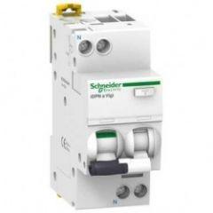 Siguranta diferentiala 1P+N, 10A, 30mA, curba C, Schneider Electric
