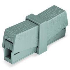 Conector doza Wago cu arc, prelungitor cablu litat-litat