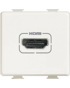 Priza HDMI, Alb, Bticino Matix