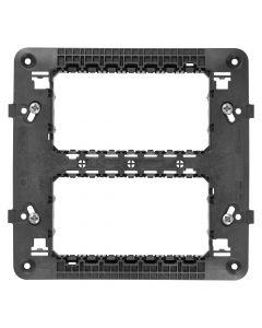 Suport modular 8M(4+4), Gewiss Chorus