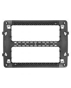 Suport modular 12M(6+6), Gewiss Chorus