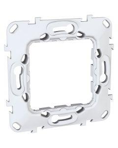 Suport modular 2M, plastic, Schneider Electric Unica